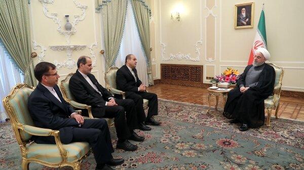 دیدار سفیر جدید ایران در یونان