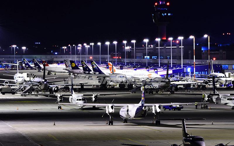 فنآوری تازه تشخیص هویت در فرودگاه آتن