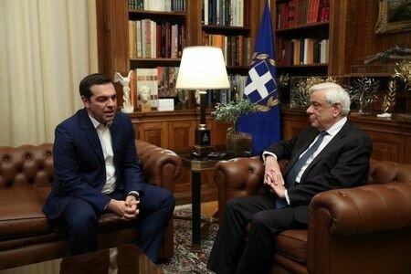 قبول برگزاری انتخابات زودهنگام یونان