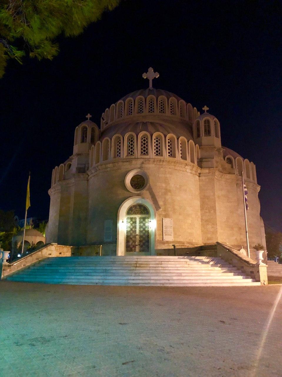 کلیسای اورتودکس کانستانتین وهلن