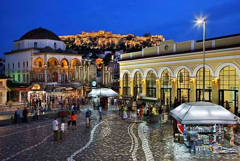 وکالت مهاجرت به یونان