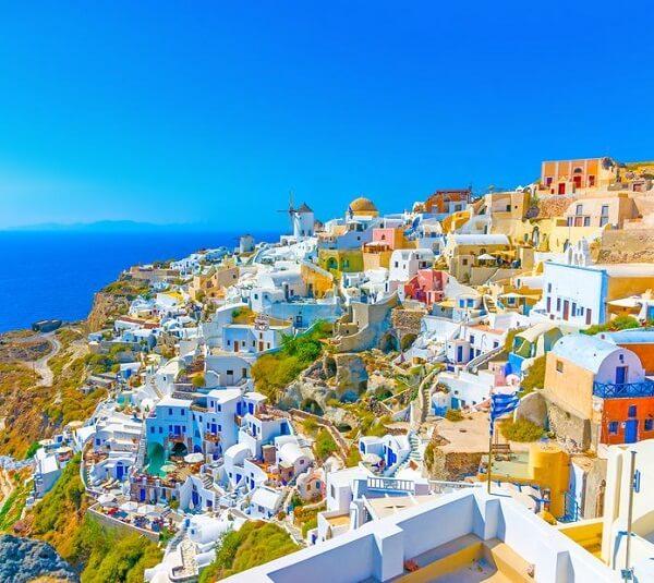 مزایای اخذ اقامت یونان