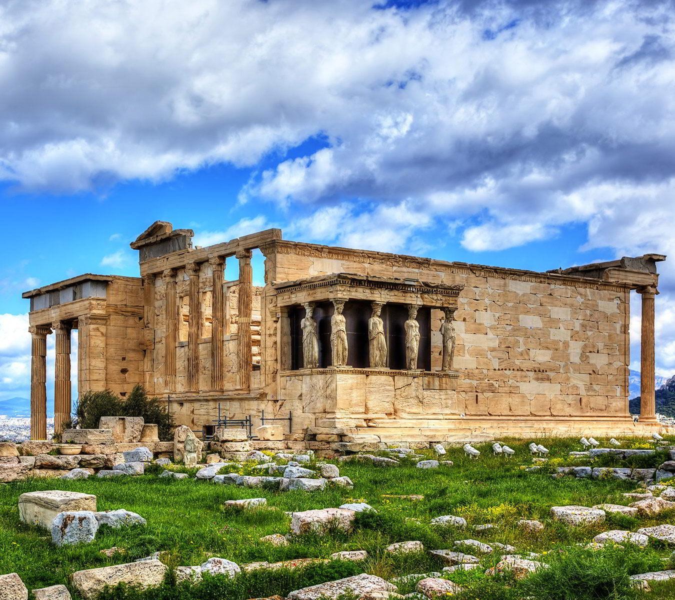 مراکز تفریحی یونان