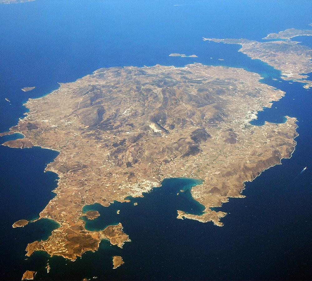 ویژگی های جغرافیایی یونان