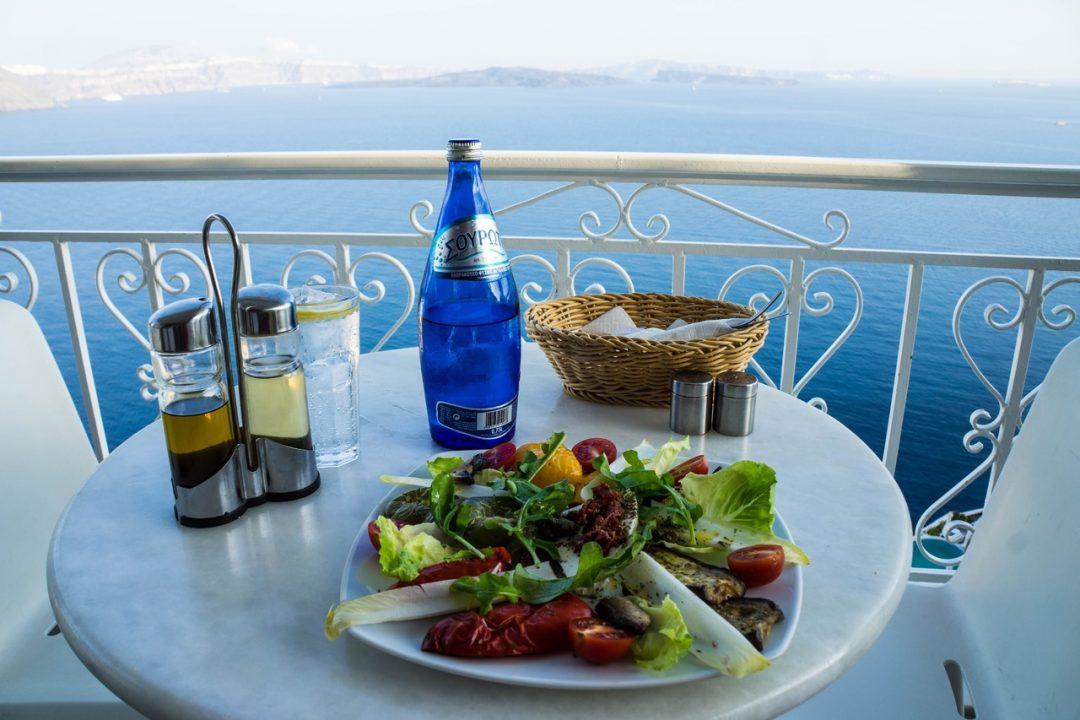 هزینه های غذا و رستوران در کشور یونان